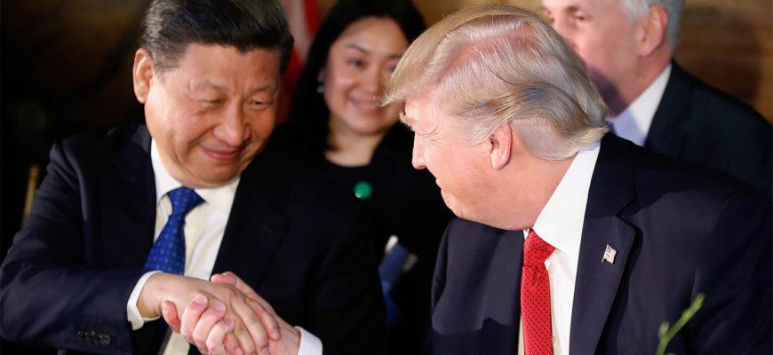 Трамп поговорил с президентом Китая о пандемии COVID-19