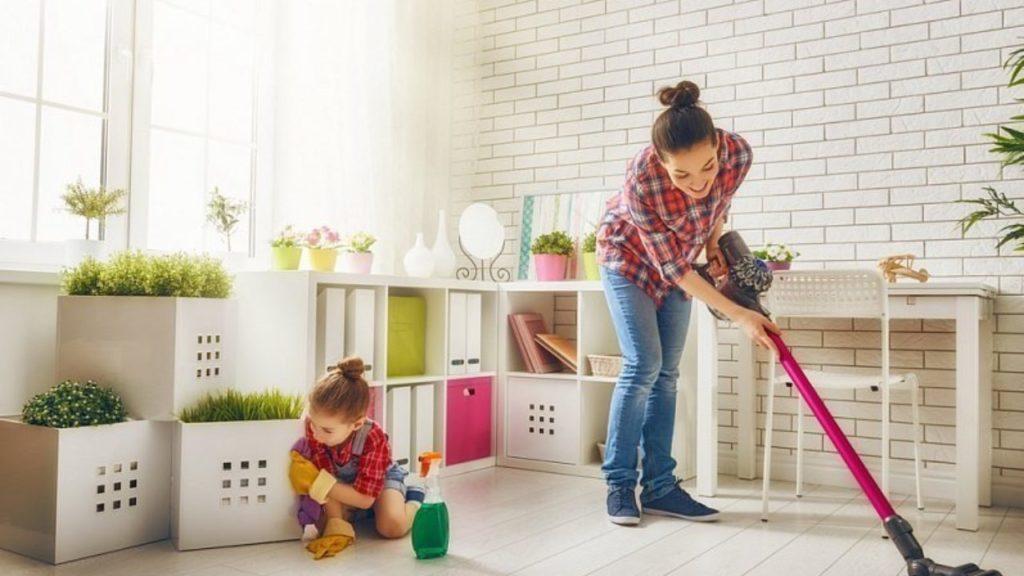 Как очищать и дезинфицировать помещения и предметы